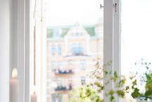 fönster inredning