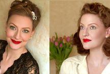 Smink 1920, 1930, 1940