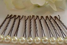 DIY Hair Pins
