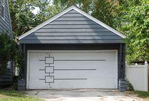 Build - Garage / by Grace Hensley @ eTilth