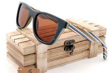 Wood Sunglasses & Watches