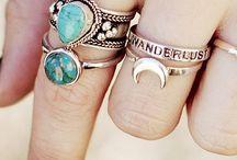 Jewelry / by Skyler Stewart