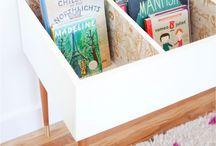 jalallinen laatikko kirjoille