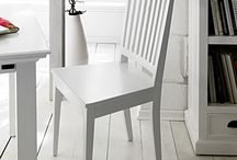 Chairs / What's a table without exquisite chairs? Check out our large and delightful range to charm your dining room and kitchen. Available in a wonderful selection of colours and styles, from solid oak to painted white, rustic farmhouse to sleek contemporary. http://www.hampshirefurniture.co.uk/furniture-type/chairs