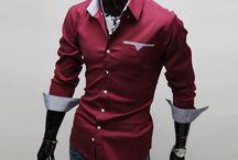Pakaian kasual pria
