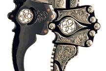 Vaquero Style bits & bridles
