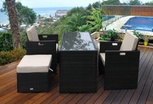 Rattan Cube Set UK / Offers best dining cube set in UK. Visit http://www.brooksrattangardenfurniture.co.uk/cube-sets.html