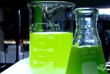 CHIMIE / 1) Chercher des réponses ou des solutions à des problèmes relevant de la chimie 2) Mettre à profit ses connaissances en chimie 3) Communiquer sur des questions de chimie à l'aide des langages utilisés en science et en technologie