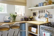 Beautiful Kitchens / A collection of eclectic, modern, and beautiful kitchens.