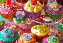 cupcakes ~ cookies ~ cakes / by Summer