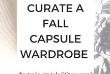 Wardrobe Tips/ Tricks/ Ideas