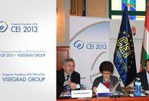 Külügyminisztérium / logó és arculattervezés, grafikai tervezés és kivitelezés, tanácsadás, PR