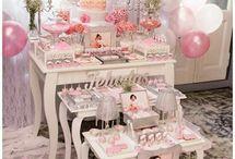 princess bday party