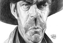 Jack Elam / by Clint Reed