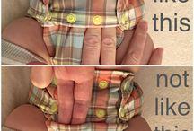Cloth Diaper TIPS & TRICKS