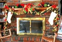 Christmas decor / by Kathy Sloan Thacker
