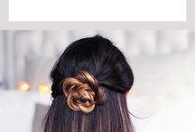 #Hairstyles,Make-Up&Nails