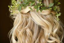 Wedding Hair / Laura's wedding hair inspiration