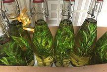 eigenes Gewürz Öl / Salat Sauce