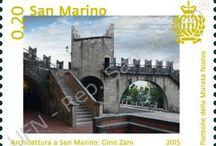 Cod. 616: Architettura a San Marino, Gino Zani