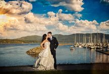 Wedding Portraits / Beautiful artwork of your wedding in photographs staring you!