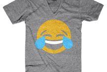 Emoji shirts