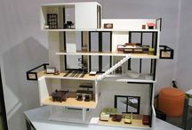 Modern day doll house