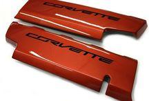 C7 Corvette Underhood Appearance