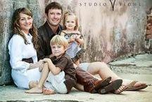 야외가족사진