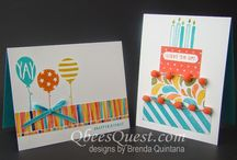 Birthday cards / by Patti Fedler