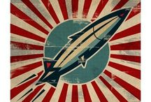 Moodboard - Rocket