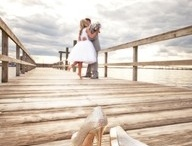 By the Seashore Wedding Inspiration / by Andrea Freeman Events