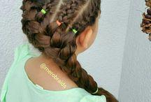 Madelyn's hair