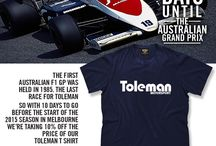 Special Offers on Historic F1 Gear