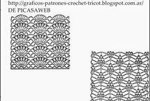 Crochet wzory