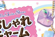サンリオキャラクター「おしゃれチャーム」 / http://www.re-ment.co.jp/products/sanrio_osyare_charm/index.html
