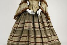 1850s Fashion