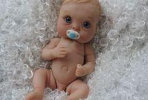 Miniaturi cu bebeluși :3