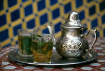 Tea Around the World / An exploration of the many ways that tea is drunk around the world.. / by Sadia's Tea Party