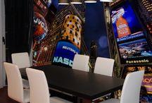 Fotomurales salones / Fotomurales personalizados para el salón