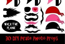 Pirates theme diy