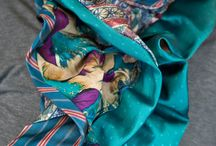 Tie Scarves and Collars