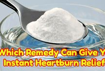 Natural Heartburn Remedies / My favorite natural remedies to relieve heartburn