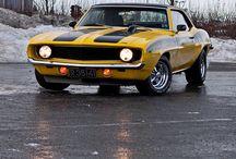 Klasik arabalar / Cars