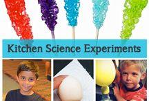 10 fun kitchen experiments