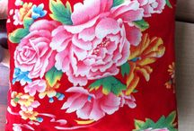 Esprit Chine et pivoines / by Les p' tits les arts