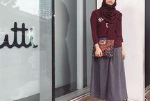 mouslim style