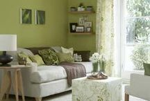Family room ideas / by Cristina Araiza