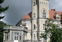 Chociule - Pałac