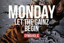 Motivation. Workout. Bodybuilding. Training. Quotes / Gym
